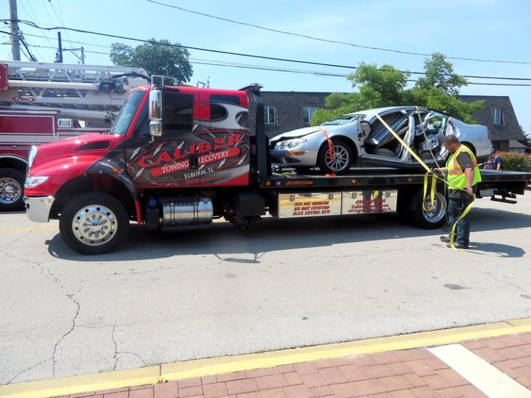 this image shows one of the importance of investing in towing business